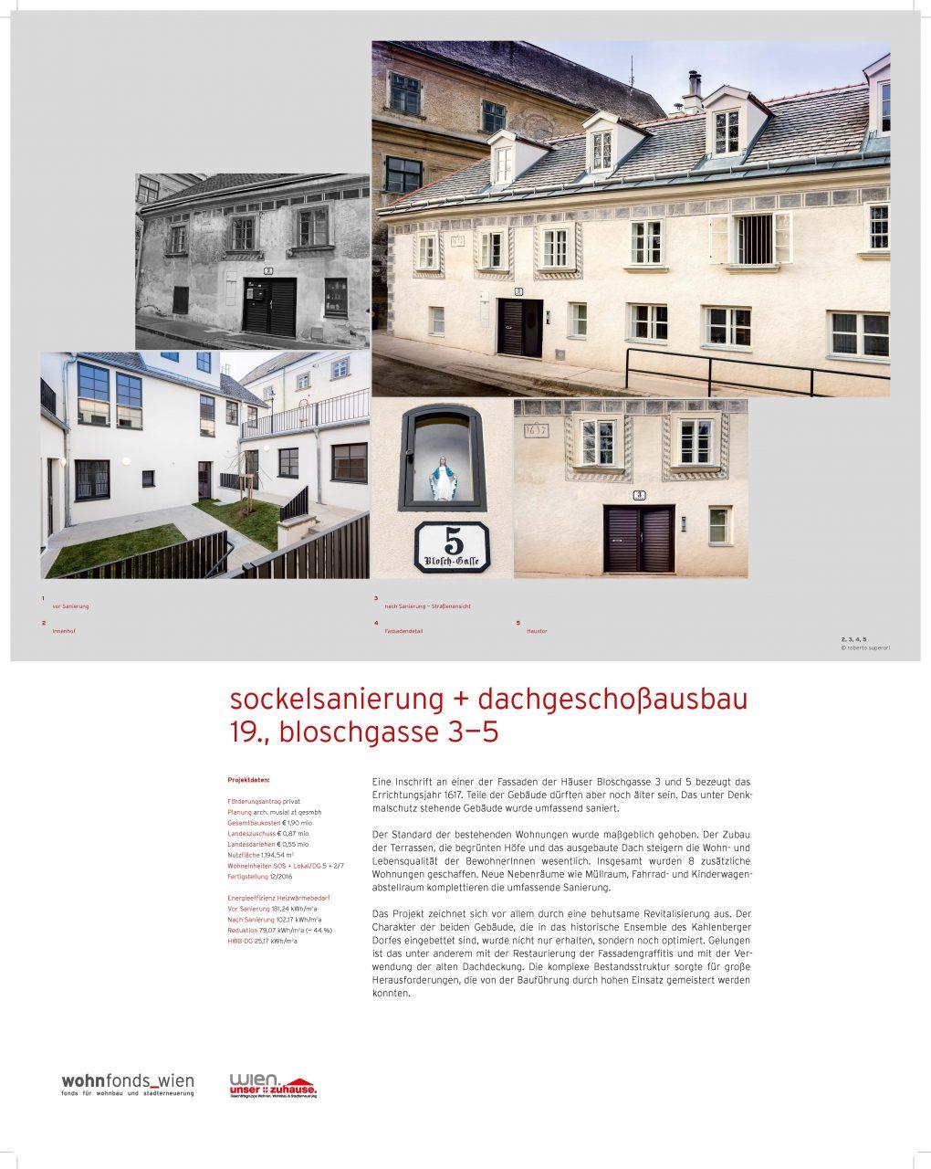Ausstellungsplakat AzW September 2017