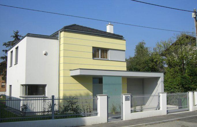 Haus Kletzer, 1220 Wien